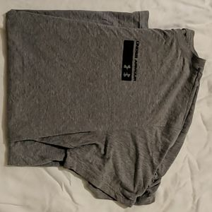 Under armour grey men's tshirt
